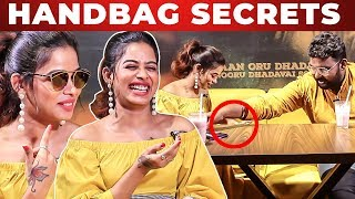 Priyanka Ruth Funny Handbag Secrets Revealed | What's Inside Your Handbag