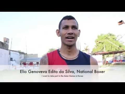 Sport in Timor Leste