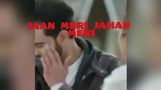 Jaan Meri Jahan Meri || Full Screen Whatsapp Status || M.R.S All Entertainment