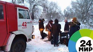 Очевидцы: Ан-148 падал почти вертикально, но не горел - МИР 24