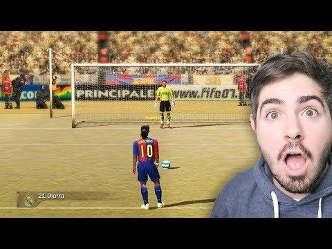 PENALTIS DO FIFA 94 AO FIFA 19!!! EVOLUÇÃO DO FIFA AO LONGO DO TEMPO! thumbnail