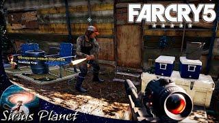 Начало квеста на топовую удочку ► Far Cry 5 | #02 Жизнь после финала | ПОЛНОЕ прохождение на русском