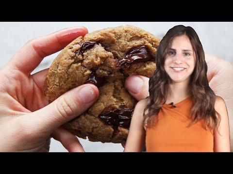 Rachel's Best Ever Vegan Chocolate Chip Cookies • Tasty
