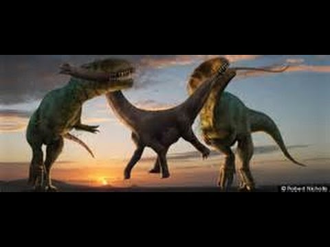 Ten creatures of the Cretaceous period