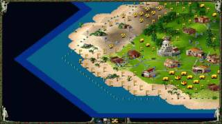 Training troops - LP The Settlers II Gold Edition Ep 12