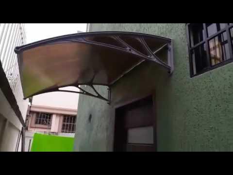 Puertas Metalicas De Seguridad Decorativas Youtube