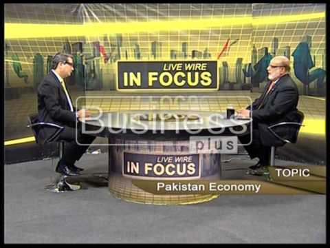 LIVE WIRE In Focus with Host Junaid Gul (17, February 2016)