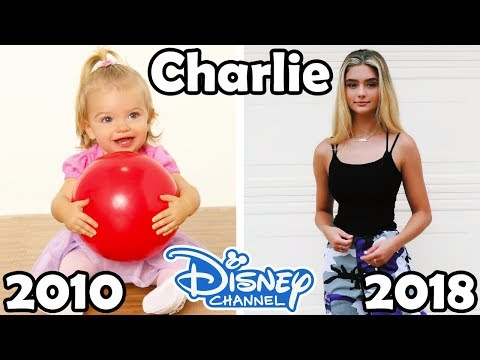 Disney Channel Famous Stars Before and After 2018 Then and Now