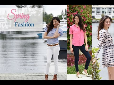 Spring Fashion 2017 | 2017 Women Spring Trends | What to wear this Spring/ Summer 2017?