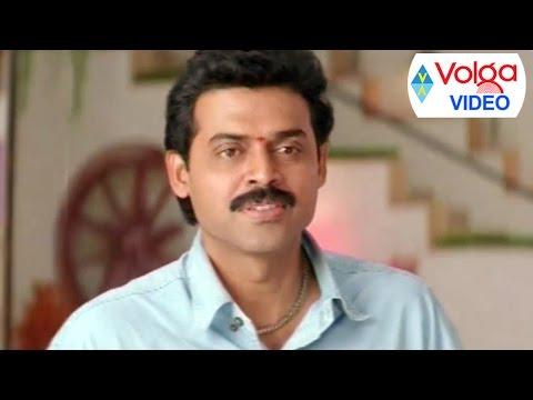 Non Stop Venkatesh Emotional Scenes || Back 2 Back Heart Touching Scenes || Volga Videos