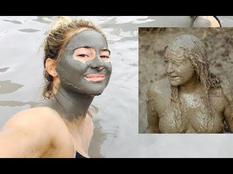 Shailene Woodley Really Wants You to Try a Mud Bath.. And the science to...