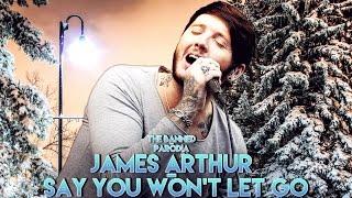 James Arthur - Say you won't let go [PARODIA]