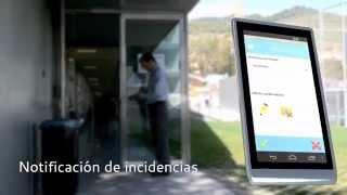 e-movilia. Software de control de presencia con NFC