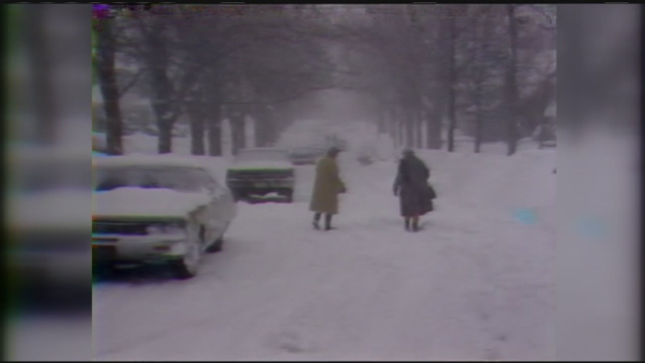 Remembering The Blizzard Of 1978 Youtube