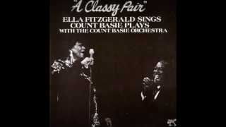 Count Basie and the Count Basie Orchestra with Ella Fitzgerald- My Kind Of Trouble Is You