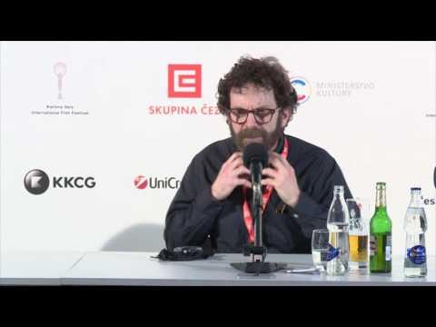 Press Conference  Charlie Kaufman