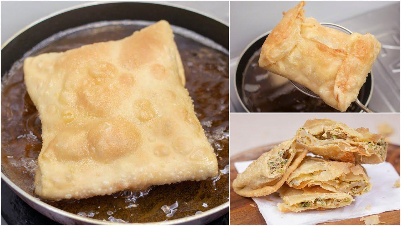 পাতলা ও পারফেক্ট হোটেলের মত মোগলাই পরোটা রেসিপি || Big Size Mughlai Paratha || Moglai Porota Recipe