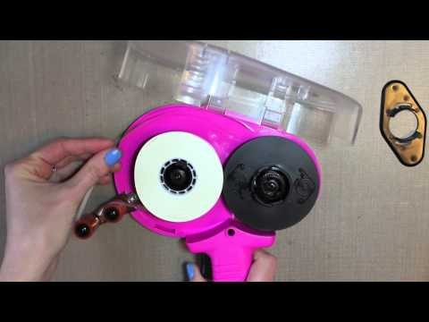 How to Refill an ATG (Advanced Tape Glider) Glue Gun