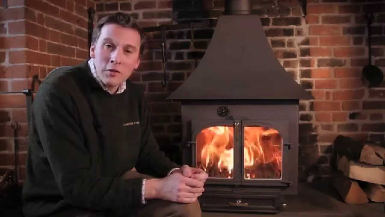 how to light a clearview stove youtube