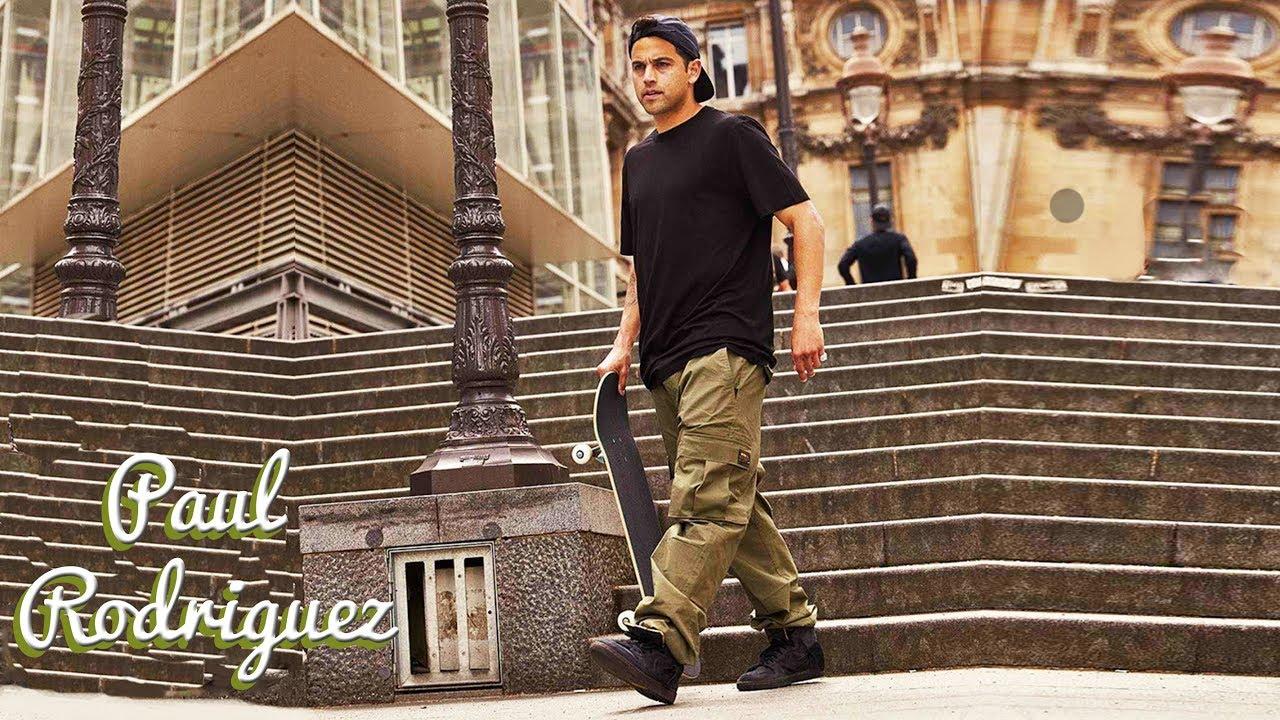 "Download Paul Rodriguez ""Switch God"" Skate"