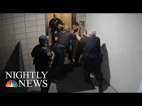 FBI Investigating Several AZ Police Officers For Possible Civil Rights Violations | NBC Nightly News