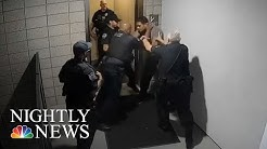 FBI Investigating Several AZ Police Officers For Possible Civil Rights Violations   NBC Nightly News