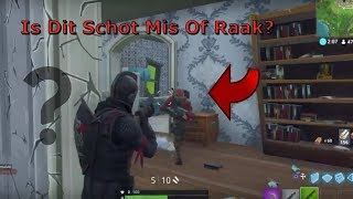 -Fortnite Battle Royale [Solo]Is Dit Schot Mis Of Raak?-