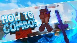 HOW TO START COMBOS! Comboing Tutorial + How to Get Better at PvP!