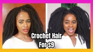 Black Hair &amp Wigs  Let&#39s Talk About This (Crochet) Hair, $9 ONLY!!
