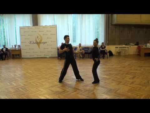 Динамиада DnD M&S Final Slow Александр Иентш - Екатерина Егорова