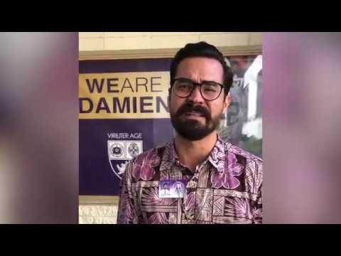 Jeramiah Carter - Damien Memorial School - Honolulu, HI