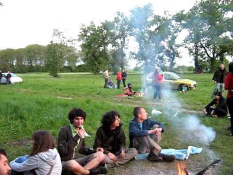 CupusKactus - Invading the Igital Forest @ Jankomir ( 30.4.2010 ) pt.3