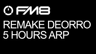 NI FM8 - Remake Deorro 'Five Hours' Arp - How To Tutorial