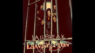 JAILBREAK PERFORMED BY LEAVING EDEN OFFICIAL LYRIC VIDEO.  A SONG BY THIN LIZZY