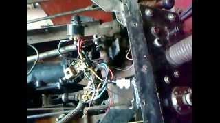 Подключение Тракторного генератора.
