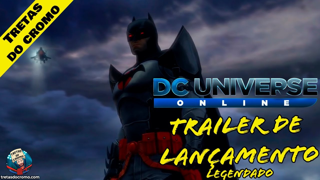 DC Universe Online ganha um novo episódio, World of Flashpoint (Trailer)