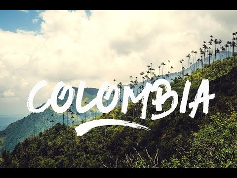 TRAVEL COLOMBIA | Solo Trip