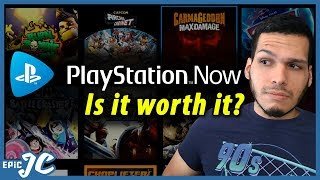 Playstation Now Gameplay Test: Is It Worth It? (stream And Download Playstation Games) [2018]