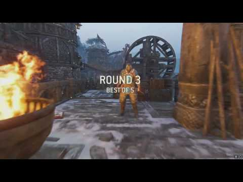 For Honor Open BETA  -  PC Gameplay
