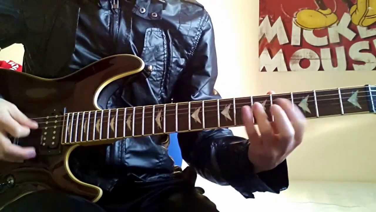 BEYOND-長城 (GUITAR COVER) - YouTube