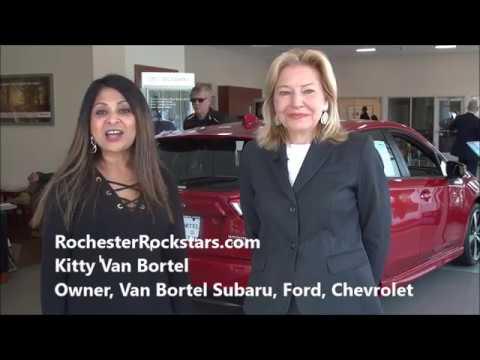 Van Bortel Ford >> Rochesterrockstars Interview With Kitty Van Bortel