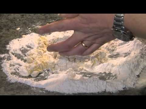 Butternut Squash Ravioli Pt 1