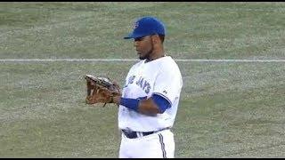 MLB Holes in Gloves