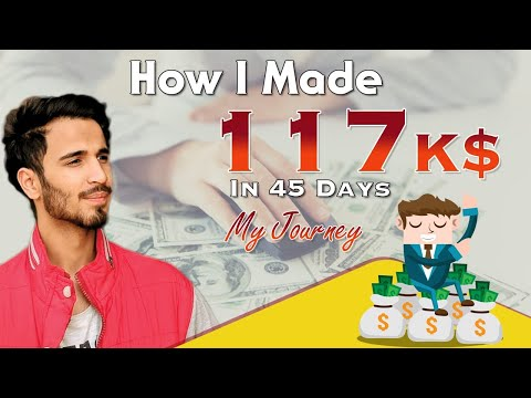 How i made 117,000$ in 45 Days From Shopify Dropshipping From India | Dropshipping India thumbnail