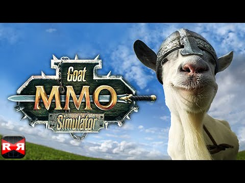 Goat Simulator MMO Simulator (By Coffee Stain Studios) - IOS / Android - Gameplay Video