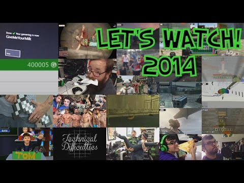 Let's Watch! 2014 - The Best of Achievement Hunter Let's Plays!
