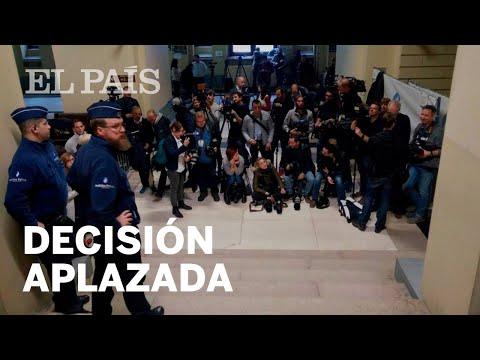 La fiscalía de Bruselas aplaza la decisión sobre la entrega de Puigdemont a España   Cataluña