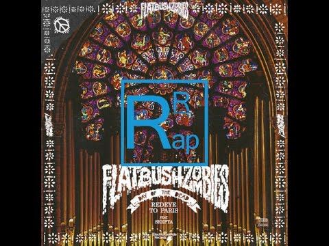Flatbush Zombies - Half-Time (ft. A$AP Twelvyy)