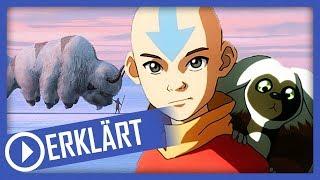 Avatar: Die beste Serie der Welt als Live Action Netflix Serie