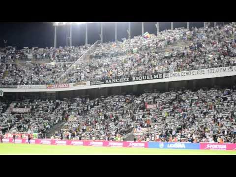 Aromas Ilicitanos Elche-Real Madrid